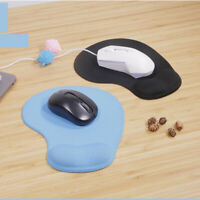 Silicone Soft Mouse Pad with Wrist Rest Support Mat for Gaming PC Mouse Pad