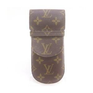 Louis Vuitton LV Eye Glasses Case Etui Lunettes Rabat M62970 Monogram 2207036