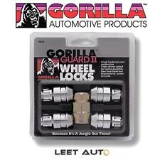 Gorilla Guard II Wheel Locks - 14mm x 1.5 - Acorn Chrome - 61641N 14mmx1.5
