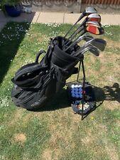 Set completo di mazze da golf 4 Woods, Ping Eye FERRI, PUTTER Ping in Borsa CARRY/STAND