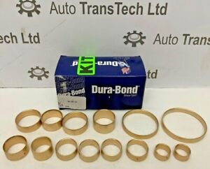 ZF 6HP26 6HP28 6 SPEED AUTOMATIC GEARBOX TRANSMISSION BUSHING RINGS KIT