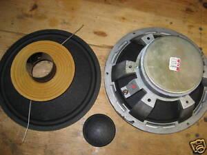ADS a/d/s/ 206-0361 Re-cone Kit  a/d/s/ L1590/2 Warranty by adsspeakersservice!