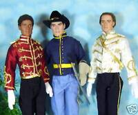 "/""THE PRINCE/"" SEWING PATTERN TONNER DOLLS MATT BODY TRENT RUFUS"
