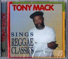 Tony Mack: Tony Mack Cavallina reggae Classics/CD/NUOVO