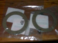DRR50 DRR70 DRR90 DRR 50 70 90, APEX REAR SLIPPER CLUTCH FRICTION PLATES