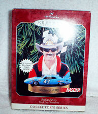 Hallmark Keepsake Ornament Richard Petty NASCAR Stock Car Champions 1998