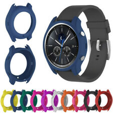 For Samsung Galaxy Gear S3 Classic Sport Silicone Watch Case Cover Frame Bumper