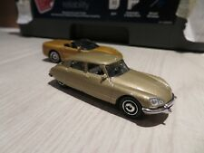 Matchbox Citroen DS + Corvette Convertible diecast (2pcs)