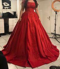 Hennakleid prinzessin Kleid damen rot bindalli Kinalik für besondere Anlässe