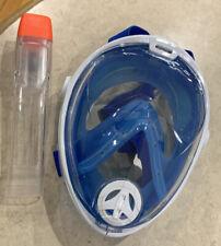 Aquatics full face snorkel mask adult