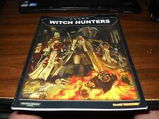 Codex: Witch Hunters: Warhammer 40k: (2003)