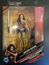 """DC Multiverse WONDER WOMAN Justice League Movie 6"""" Steppenwolf New Gal Godot"""
