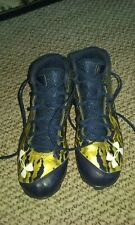 Under Armor 1274419-417 Cleats Boots Camo Size 5.5Y