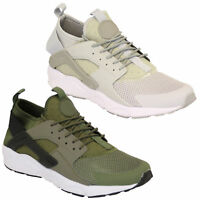 Mens Trainers Shoes Lace Up Sneakers Running Gym Sports Mesh Casual Fashion New