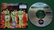 The Sweet Soul Years Chiffons Ad-Libs Tams Ohio Players Esquires Shirelles + CD