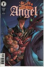 Buffy the Vampire Slayer Angel #3 art cover comic book Tv show series Whedon
