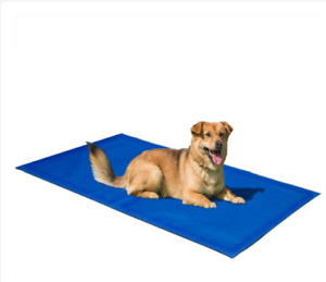 Pet Cooling Gel Mats, Heat, Summer, Pad For Dogs And Cats 4 Sizes Available