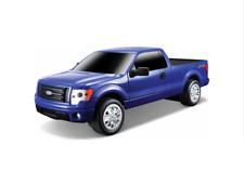 Ford  F-150 STX Blue Maisto Diecast Car Collection Model 1:24 R/C Remote Control