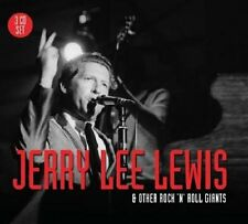 Jerry Lee Lewis & OTHER ROCK N ROLL GIANTS Best Of 60 Songs NEW SEALED 3 CD