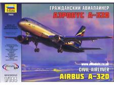 Zvezda 1/144 Airbus A-320