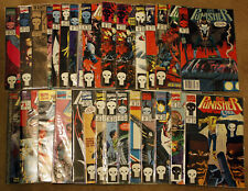 The Punisher - Marvel Comics (1987) - 27 Comic Lot
