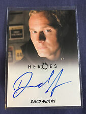 "Heroes Archives - David Anders as ""Adam Monroe"" Autograph Card"