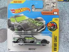 Hot Wheels 2017 #183/365 DRIFTSTA gris HW Art Voitures