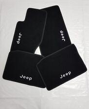 Tappeti Auto per Jeep Grand Cherokee WH Overland, Tappetini Personalizzati!