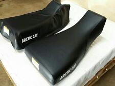 ARCTIC CAT 250 300 400 454 500 2X4 4X4 1996-2005 MODEL  SEAT COVER BLACK(N16P8)