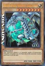INGLESE Blue-Eyes White Dragon / Drago Bianco Occhi Blu ☻ Ultra Rara DPBC EN016