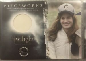 Inkworks Pieceworks - Twilight PW8. Elizabeth Reaser As Esme Cullen. *RARE*