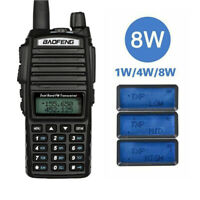 2019 BaoFeng UV-82 8w High Power Dual Band Radio VHF/UHF Portable Transceiver