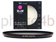 B+W 55mm / 55 mm MRC Nano XS-Pro Digital UV Filter - NEW