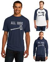 New Aaron Judge New York Yankees T-Shirt or 3/4 Sleeve Hoodie Hooded Sweatshirt