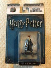 Harry Potter Nano Metalfigs Die-Cast Figure Ron Weasley Toy New Hp3 Jada
