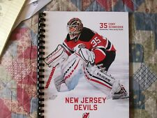 9ca9b803d 2015-16 NEW JERSEY DEVILS MEDIA GUIDE Yearbook Press Book Program 2016 NHL  AD