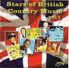 COUNTRY MUSIC VOL 1 DAVID BYRON TEX WITHERS JON DEREK RAY DEXTER JULIE BYRNE NEW