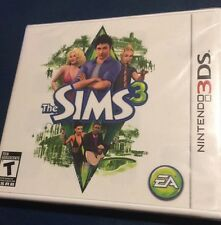 The Sims 3 (Nintendo 3DS, 2011) Brand New