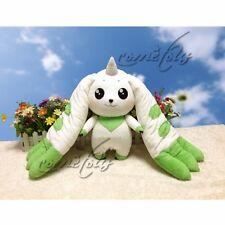 "Handmade Digital Monster Digimon Adventure 18"" Terriermon Plush Toy Stuffed Doll"