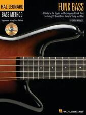 Funk Bass Method : A Guide to the Techniques and Philosophies of Funk Bass by Ch