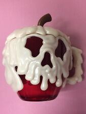 NEW Disney Parks Disneyland Hag Poison Apple Glow in the Dark Stein Mug Cup