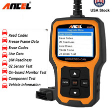 ANCEL AD410 Universal OBD2 OBDII Auto Car Code Reader Diagnostic Scanner Tools