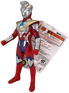 Bandai Ultra Hero Series 78 Ultraman Z Gamma Future Pvc Figure Tsuburaya Sofvi