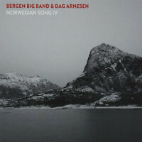 Bergen Bigband & Dag Arnesen : Norwegian Song IV CD (2018) ***NEW*** Great Value