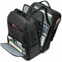 Men Backpacks USB Shoulder Anti Theft Bags Travel 17 Inch Waterproof Laptop Lot