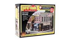 Woodland Scenics PF5182, HO Scale, Main Street Mercantile Pre-Fab Building Kit