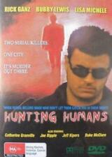 DVD - Hunting Humans (Preowned)
