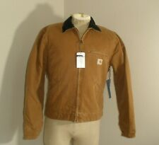 RARE NWT CARHARTT PROTOTYPE FACTORY SAMPLE Blanket Lined Duck DETROIT Jacket Med