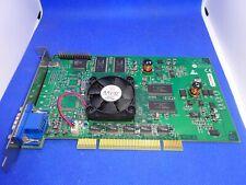 3DFX VOODOO 4 4500/4200 32MB SDRAM PCI GRAFIKKARTE VGA  #GK1542