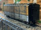 HO Scale Athearn 40' BoxCar Rio Grande D&RGW professionally weathered DETAILED!